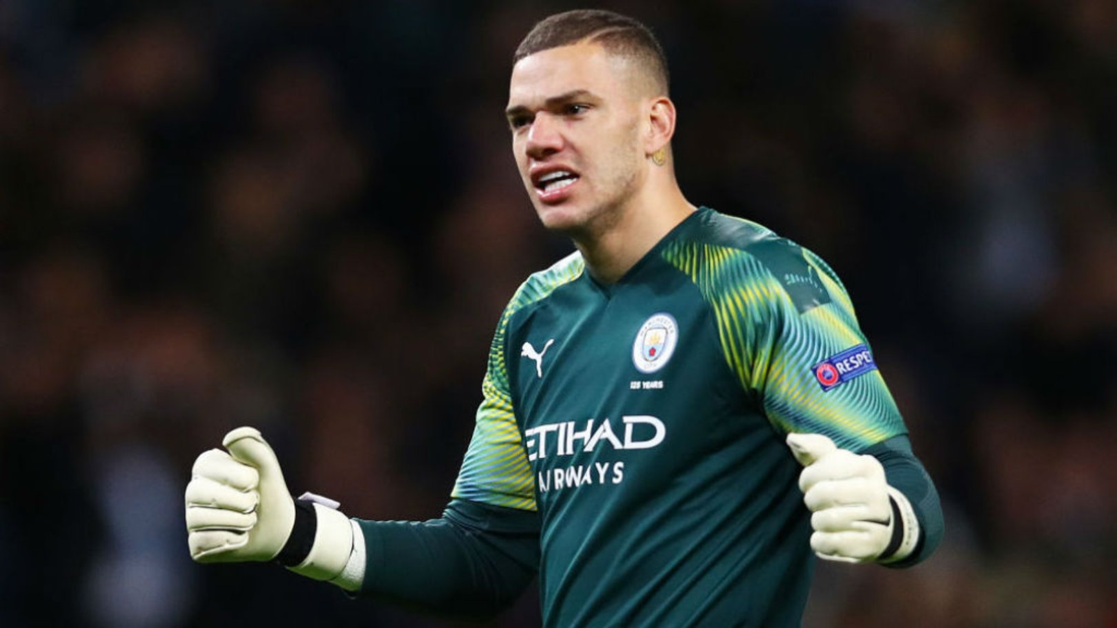 Tim Vickery: 'Unique' Ederson has added so much to City