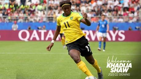 Khadija Shaw: Goals, goals, goals!