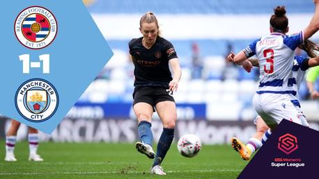Full Match Replay: Reading 1-1 City