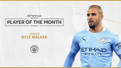 Etihad Player of the Month:  Winner revealed