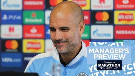 "Guardiola says team in ""incredible mood"" for new season"