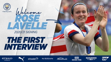 Lavelle: 'I can't wait to get started'