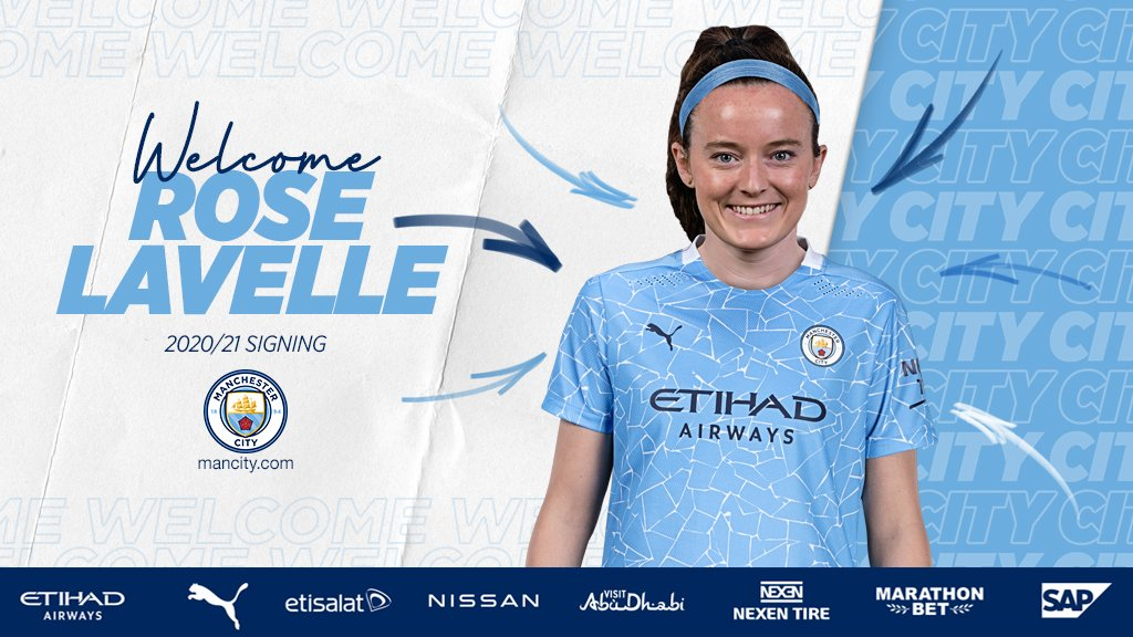 Rose Lavelle junta-se ao City