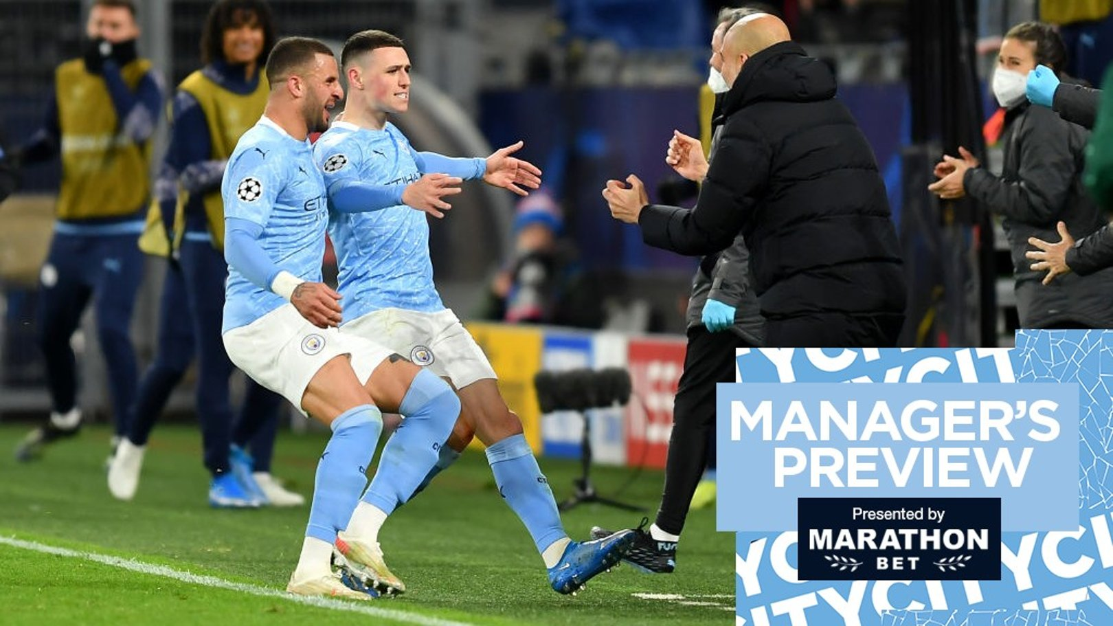 Guardiola: Foden much-improved since Carabao Cup final display