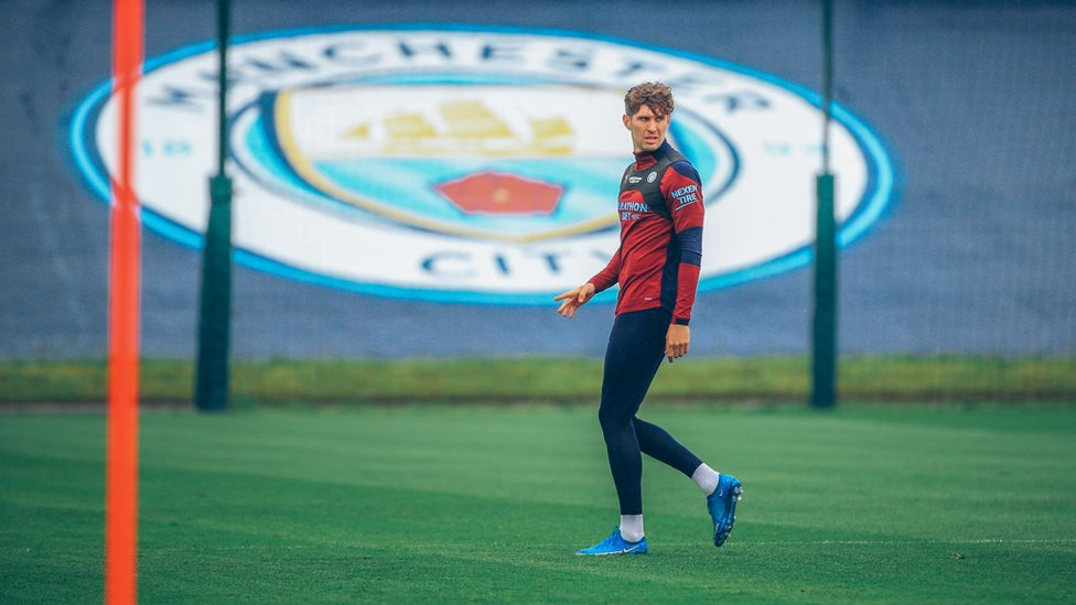 ROLLING STONE : A focused John Stones takes to the CFA pitches.