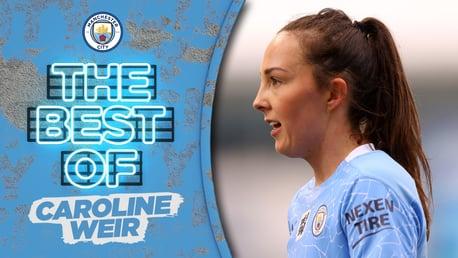 Yang Terbaik Dari... Caroline Weir