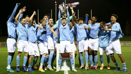 City drawn at home in FA Youth Cup third round