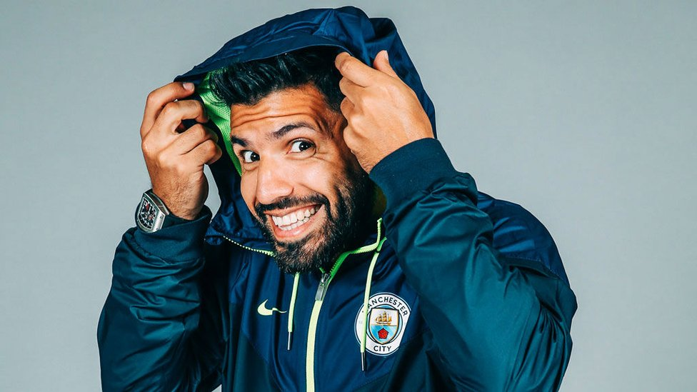 A DECADE OF SERVICE : When Sergio completes his contract he will have been at City for 10 years