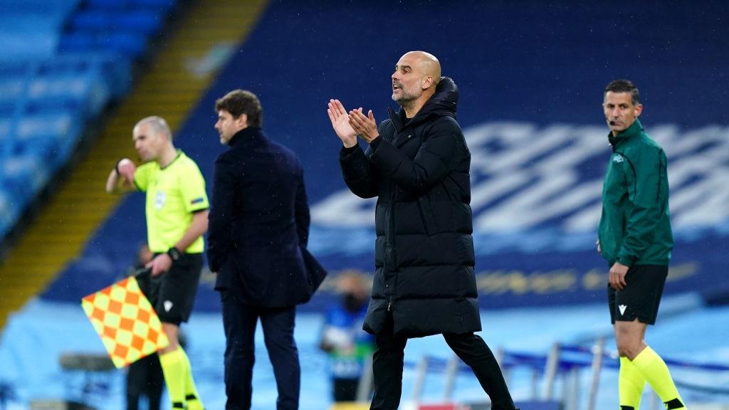Pep Guardiola: City Layak Mendapat Final Liga Champions