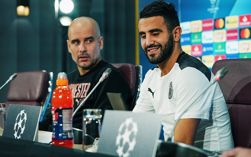 Mahrez welcomes De Bruyne return