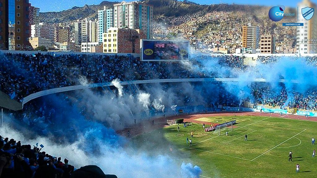 O Clube Bolivar se junta ao City Football Group como primeiro clube parceiro
