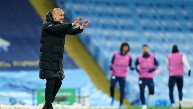 "Pep braced for ""incredibly tough"" decision"