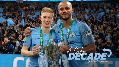 A CITY DECADE: A look back at our League Cup record