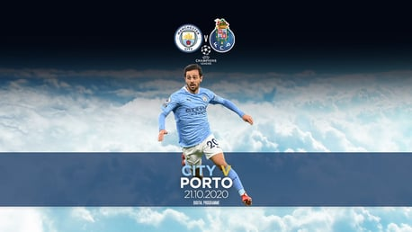 City v Porto: FREE Digital Match Programme