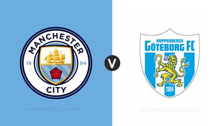 Man City Women 3-0 Goteborg: Match stats and reaction