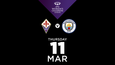WATCH LIVE: Fiorentina v City (available only in the UK & US)