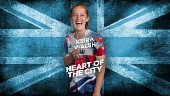 Keira Walsh: Heart of the City