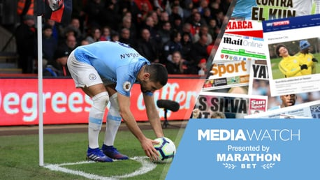 MEDIA WATCH: The press have been poring over the Premier League title race