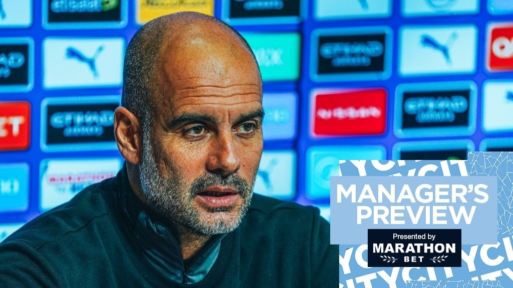 "Pep: ""This will be one of our hardest games"""