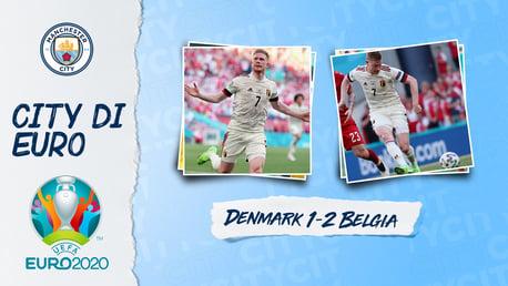De Bruyne Kembali Dengan Penampilan Memukau Untuk Membawa Belgia Meraih Kemenangan
