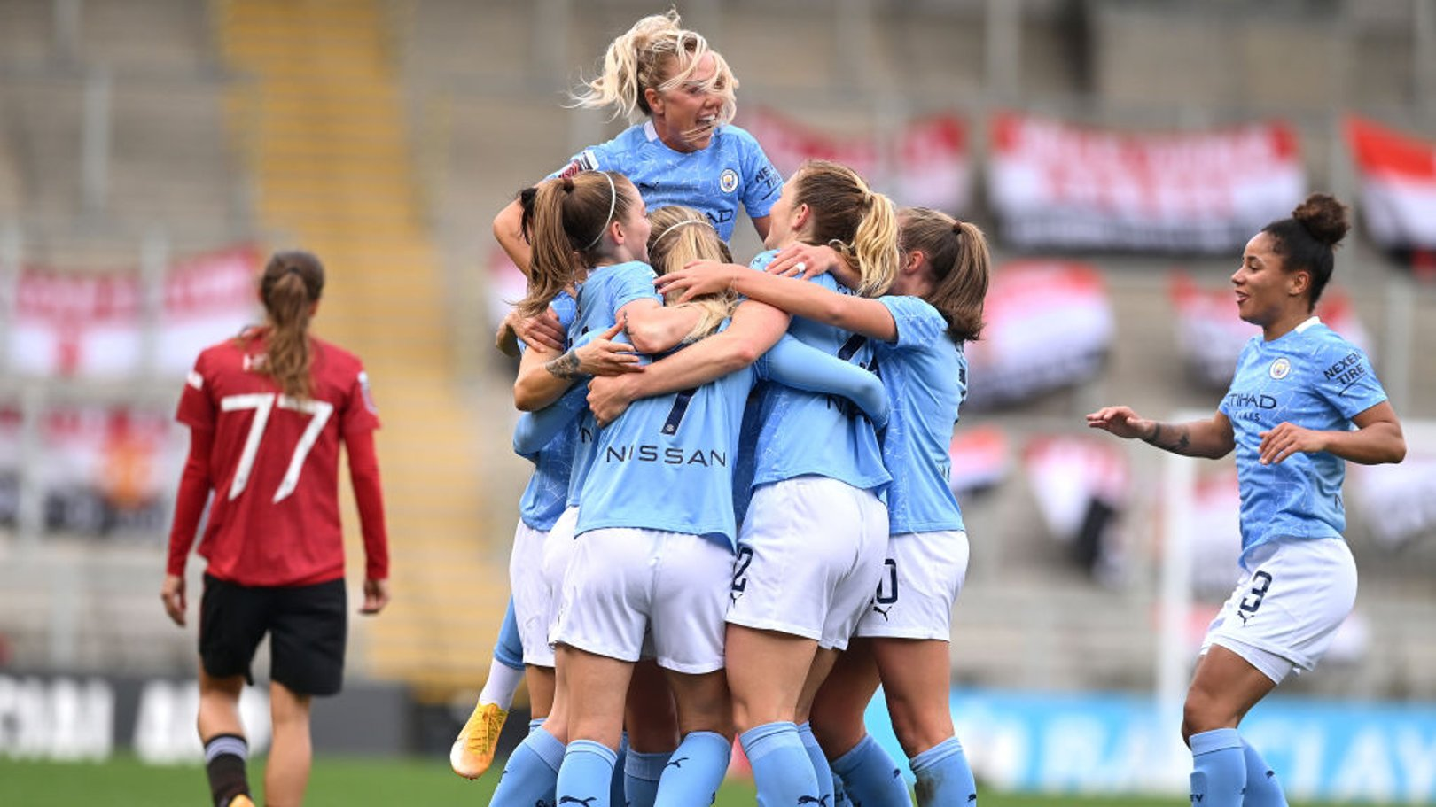 Watch United v City in the Conti Cup on CITY+