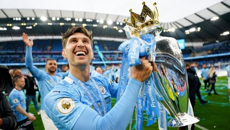 Stones so proud in wake of City's 'incredible' title triumph