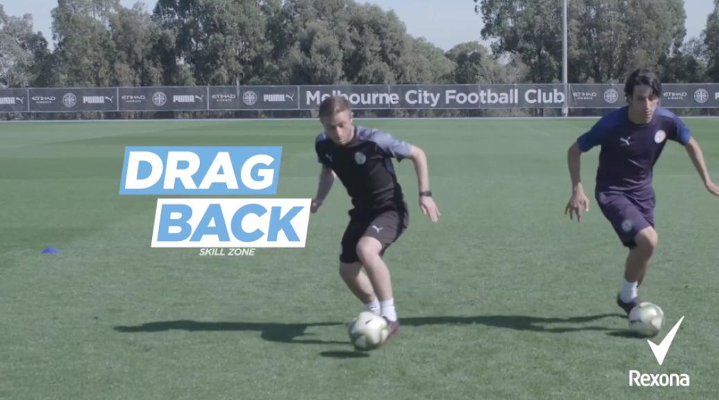 1v1 challenge 8: The drag back