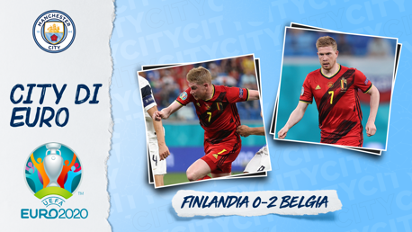 De Bruyne Bersinar Saat Belgia Pastikan Juara Grup B