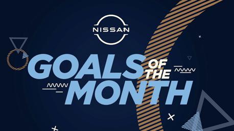 วอล์คเกอร์ คว้ารางวัล Nissan ประตูยอดเยี่ยมประจำเดือนตุลาคม
