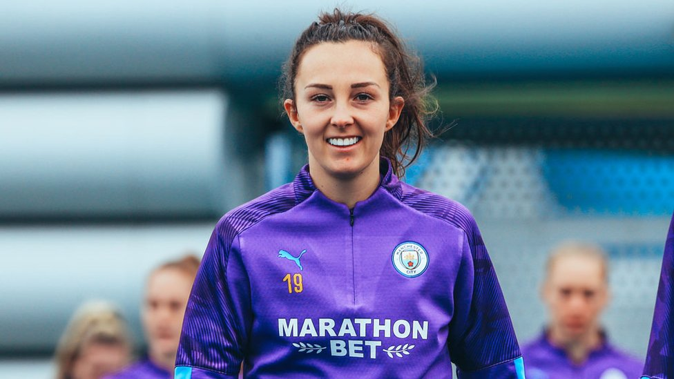 WEIR HAPPY AND WE KNOW IT : Will she bag another worldie against the Reds?