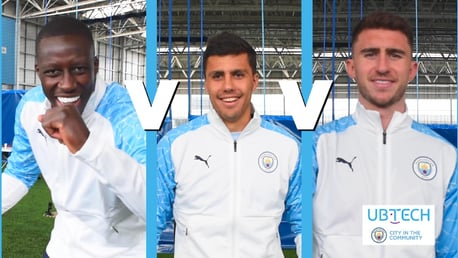 City players take on UBTECH challenge with CITC