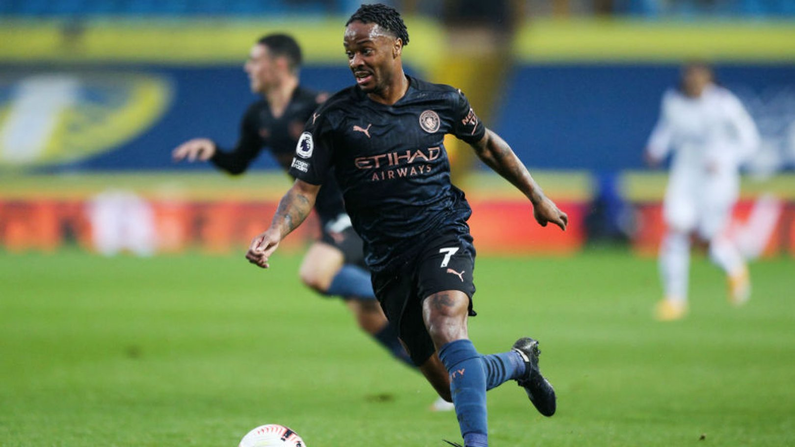 Sterling's fitness boost ahead of Arsenal clash