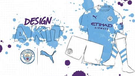 Design your own City kit to win PUMA prizes