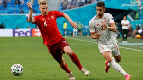Torres, Laporte and Rodrigo into Euro 2020 semis