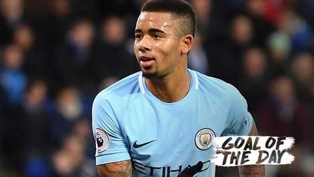 GOTD: Jesus v Leicester