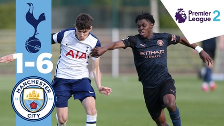 Highlights Spurs 1-6 EDS