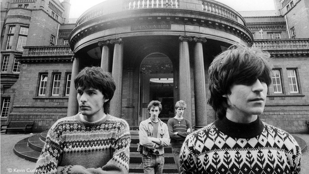 MANCHESTER ICONS: The Chameleons, photographed by Kevin Cummins