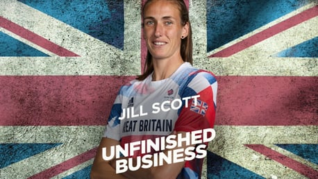 Jill Scott: Unfinished Business