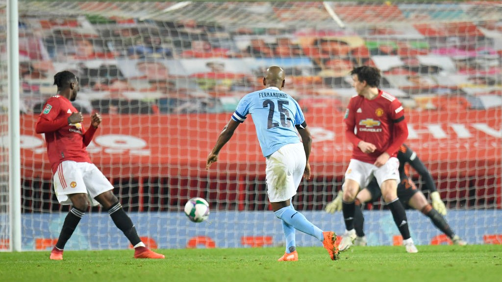 City vence o United e avança à 4ª final de Carabao Cup seguida