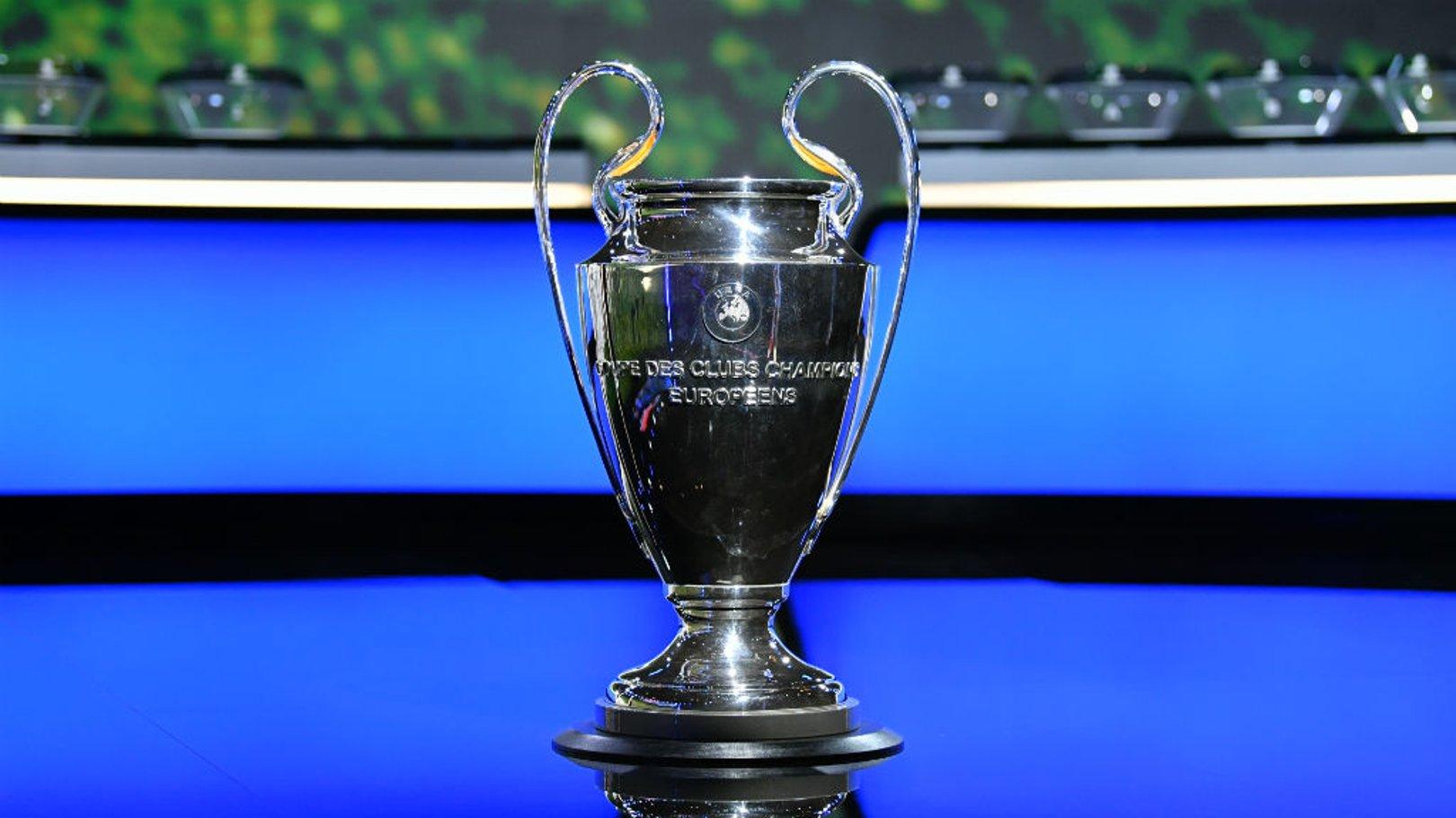 Convocação para a Champions enviada