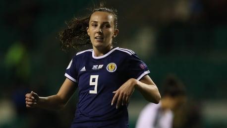 Supersub Weir nets winner for Scotland