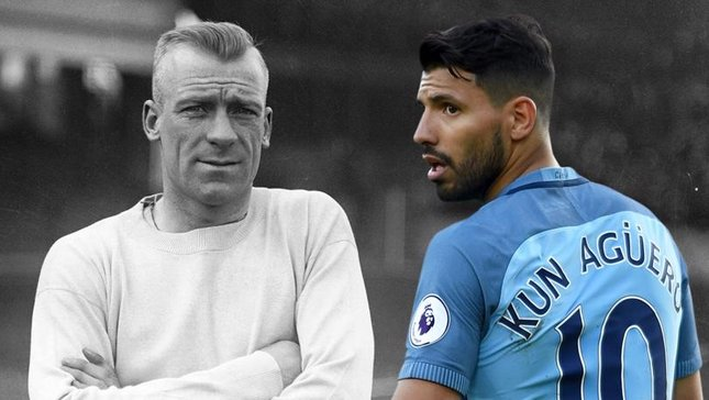 AGUERO'S CHASE: THE ERIC BROOK STORY