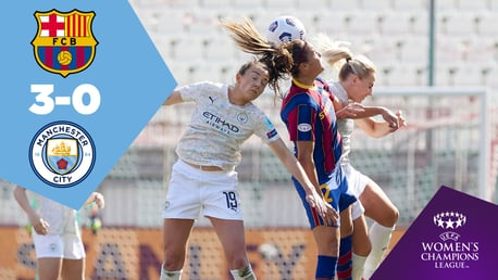 Barcelona 3-0 City: Full-match replay
