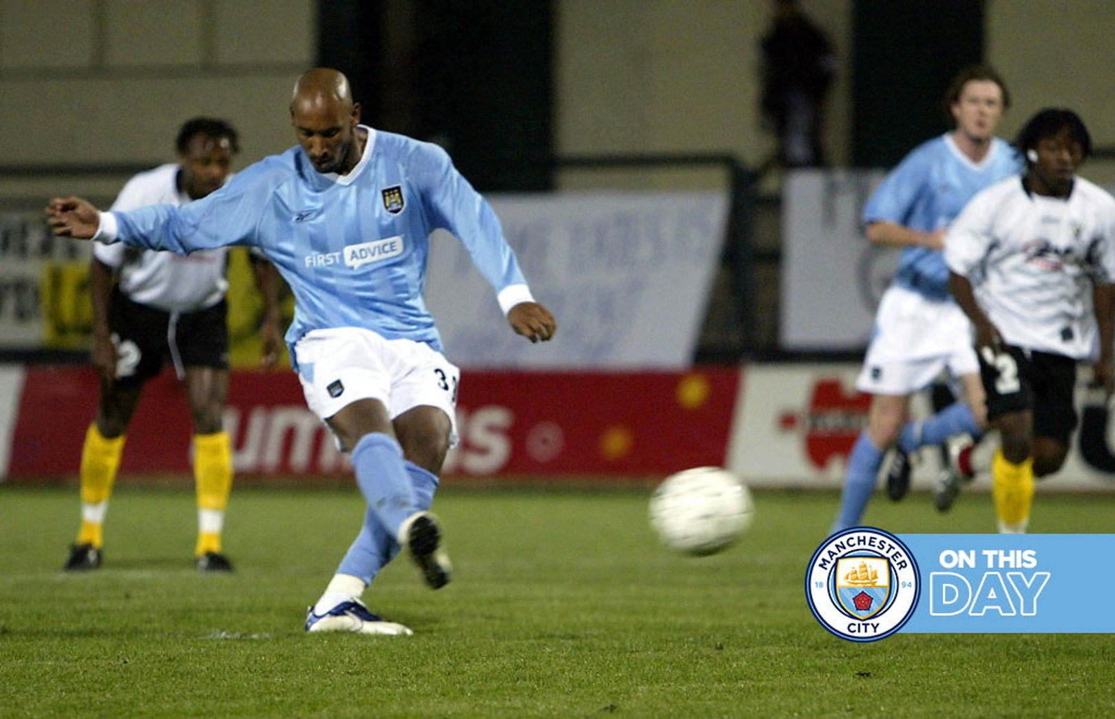 On This Day: Anelka's spot on in Europe, City hit pole position