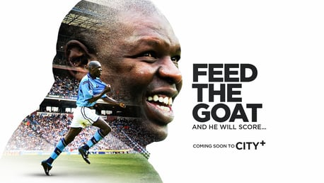 Feed the Goat: Coming soon to CITY+