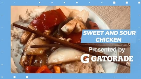 Cooking with City: Sweet and sour chicken