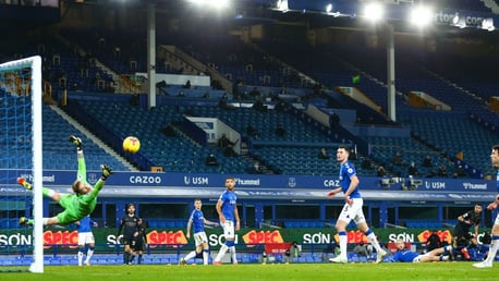 Everton 1-3 City: resumen amplio