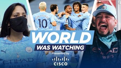 Champions de Premier League  | World Was Watching
