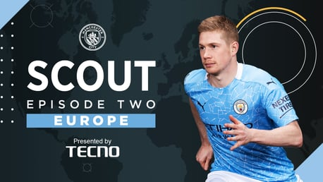 SCOUT: Episode Two - Europe