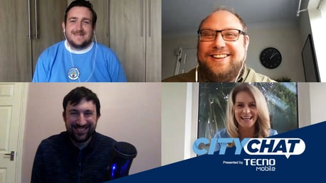 Tune in for our latest City Chat!